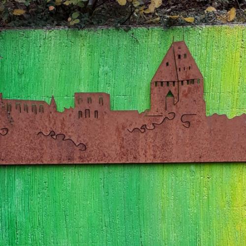 """""""Die Burg"""" - Muna Götze, Andreas Offermann"""